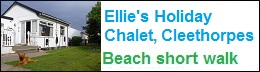 multi dog holiday chalet Cleethorpes. enclosed gardens