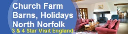 Church farm Barns North Norfolk - pets free