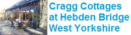 Cragg Cottages at Hebden Bridge - pet friendly