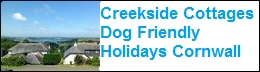 Creekside Cottages Falmouth, St Mawes, Mylor, Flushing and Restronguet