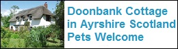 Doonbank Cottage Ayreshire Scotland