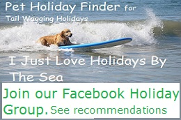 Join our facebook dog friendly holiday group