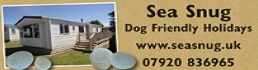 caravan for hire Hayle dogs allowed