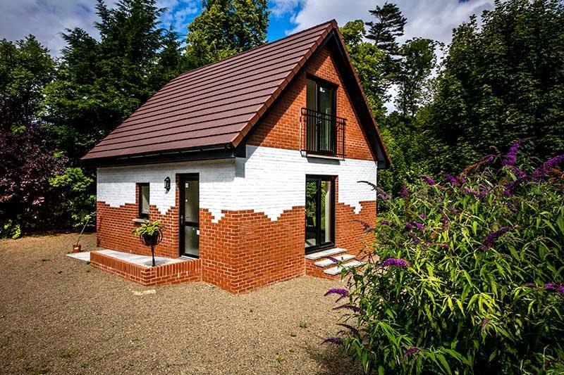 Garden Centre: Doonbank Bothy Dog Friendly Accommodation Alloway, South