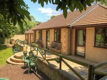 Pet Friendly B And B Brean The Old Rectory Motel Somerset