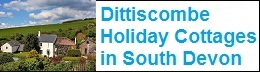 Dittiscombe Offers holiday cottages in South Devon - doggy heaven