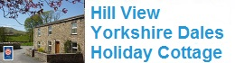 Hill View Cottage Yorkshire Dales dog friendly