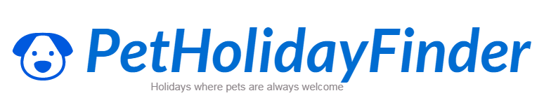 Pet Holiday Finder for dog friendly holidays in the UK